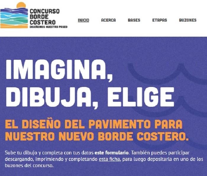 'Borde costero: diseña tu pavimento' / Antofagasta, CREO Antofagasta
