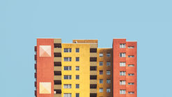 These Striking Photographs Portray Berlin's Post-War Housing Developments in a New Light