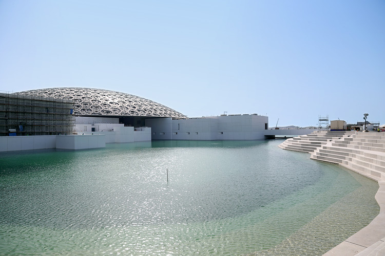 Watch the Louvre Abu Dhabi Perimeter Flood, Courtesy of Tourism Development & Investment Company