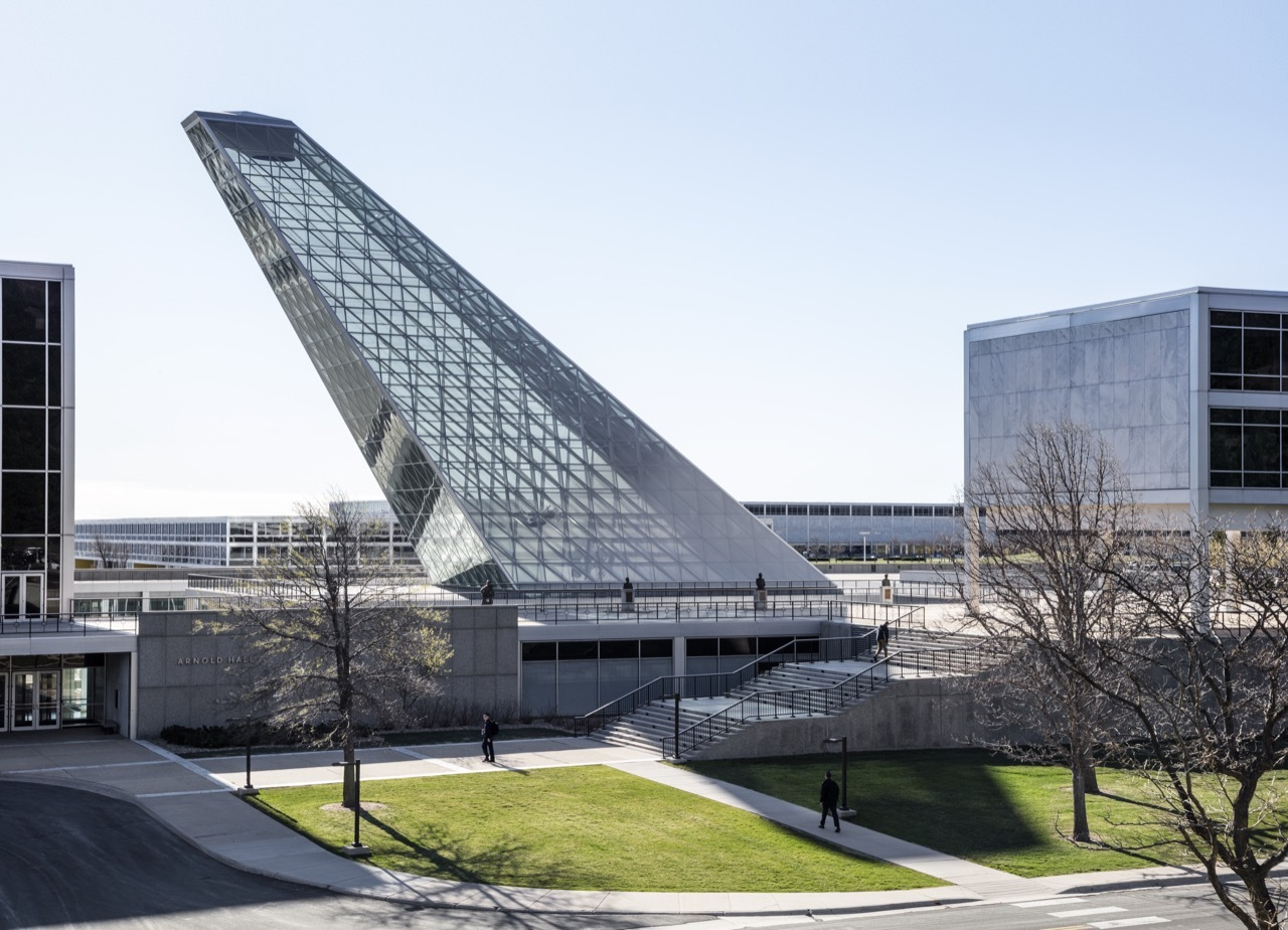 U S Air Force Academy Center For Character Amp Leadership