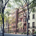 HERZOG & DE MEURON'S PROPOSAL TO TRANSFORM HISTORIC NEW YORK TOWNHOUSES RECEIVES APPROVAL