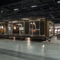 JEAN PROUVé'S MAXéVILLE DESIGN OFFICE DISPLAYED AT GALERIE PATRICK SEGUIN FOR DESIGN MIAMI/BASEL 2016