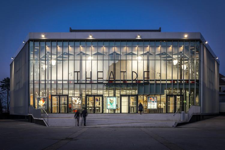 Renovación Teatro Maurice Novarina / WIMM, Cortesía de WIMM