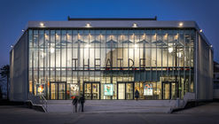 Theatre Maurice Novarina Renovation/ WIMM