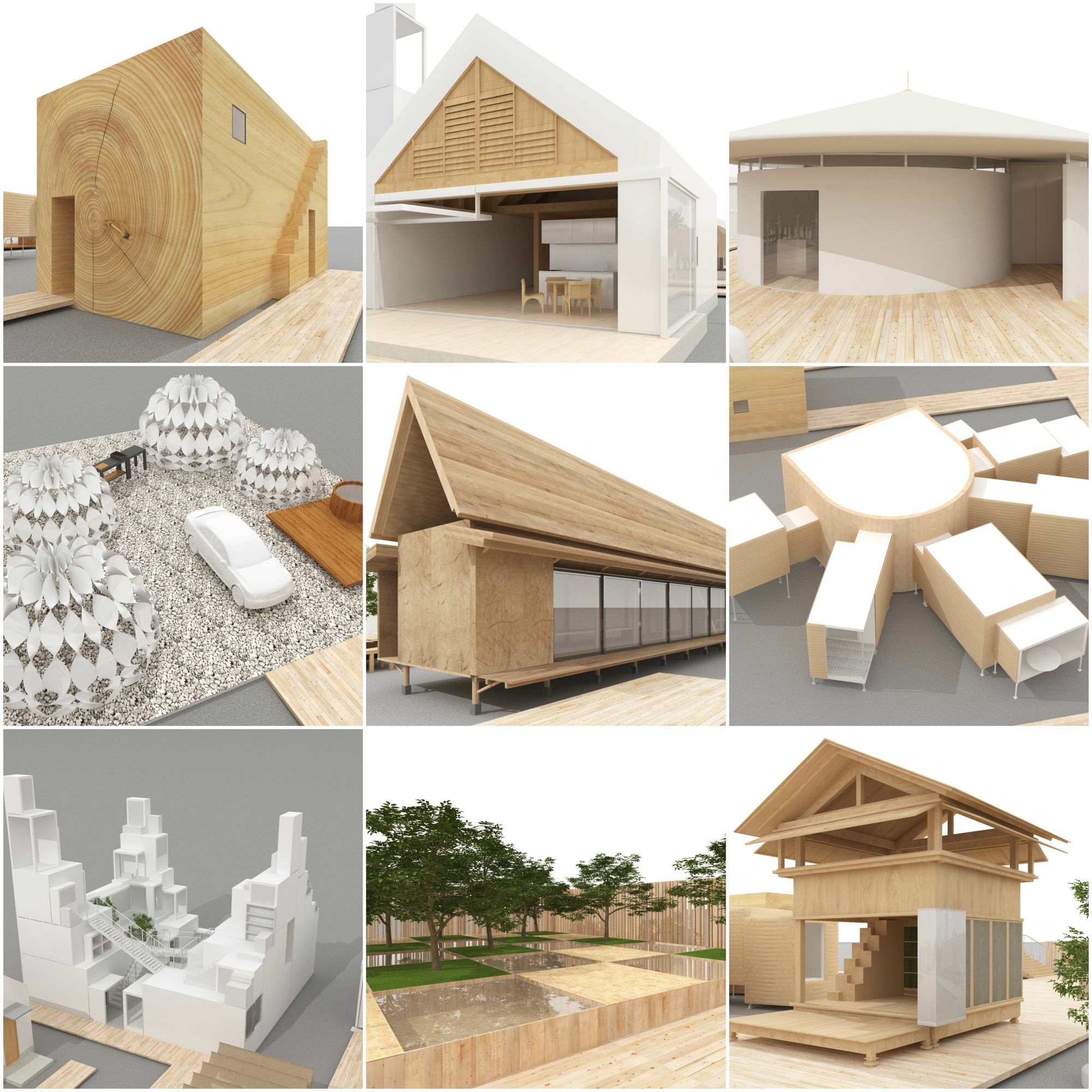 HOUSE VISION Tokyo Returns for Summer 2016 to Exhibit 12 Home Ideas
