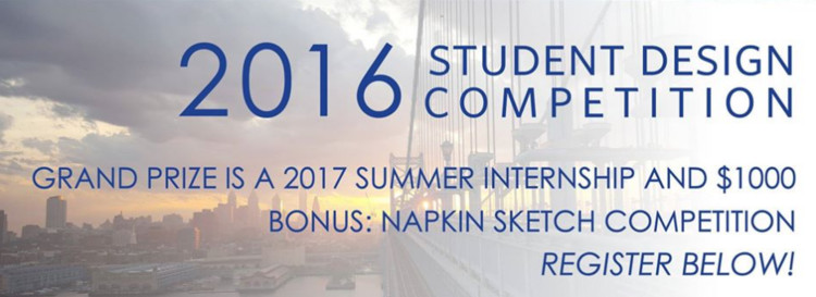 BLTa 2016 Student Design Competition, BLT Architects logo
