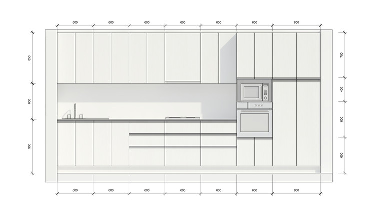 How To Correctly Design And Build A Kitchen Archdaily