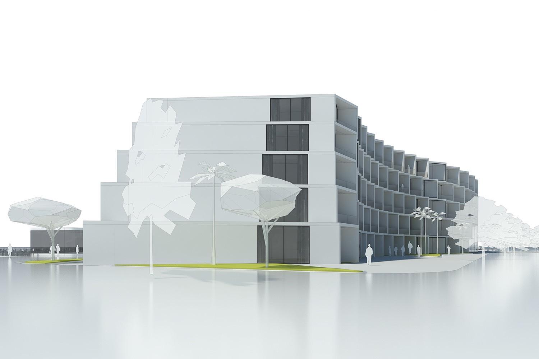 C S Building