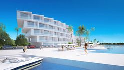 Architects of Invention's Coral Holiday Apartments Design Utilizes Biomimicry to Resemble Coral in Seychelles