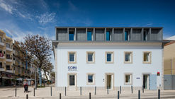 Hostel CONII  / Estudio ODS