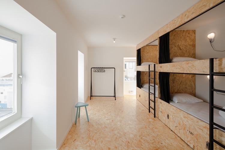 Hostel Conii Estudio Ods Archdaily