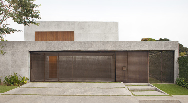 Carrara House  / Studio [+] Valéria Gontijo, © manufatura creative