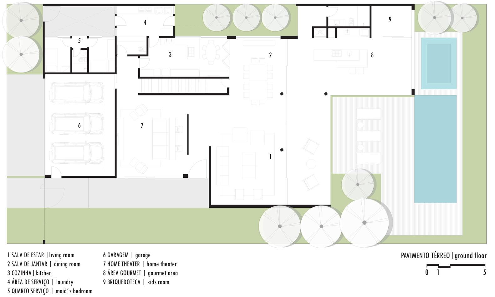 Gallery Of Carrara House Studio Val Ria Gontijo 21