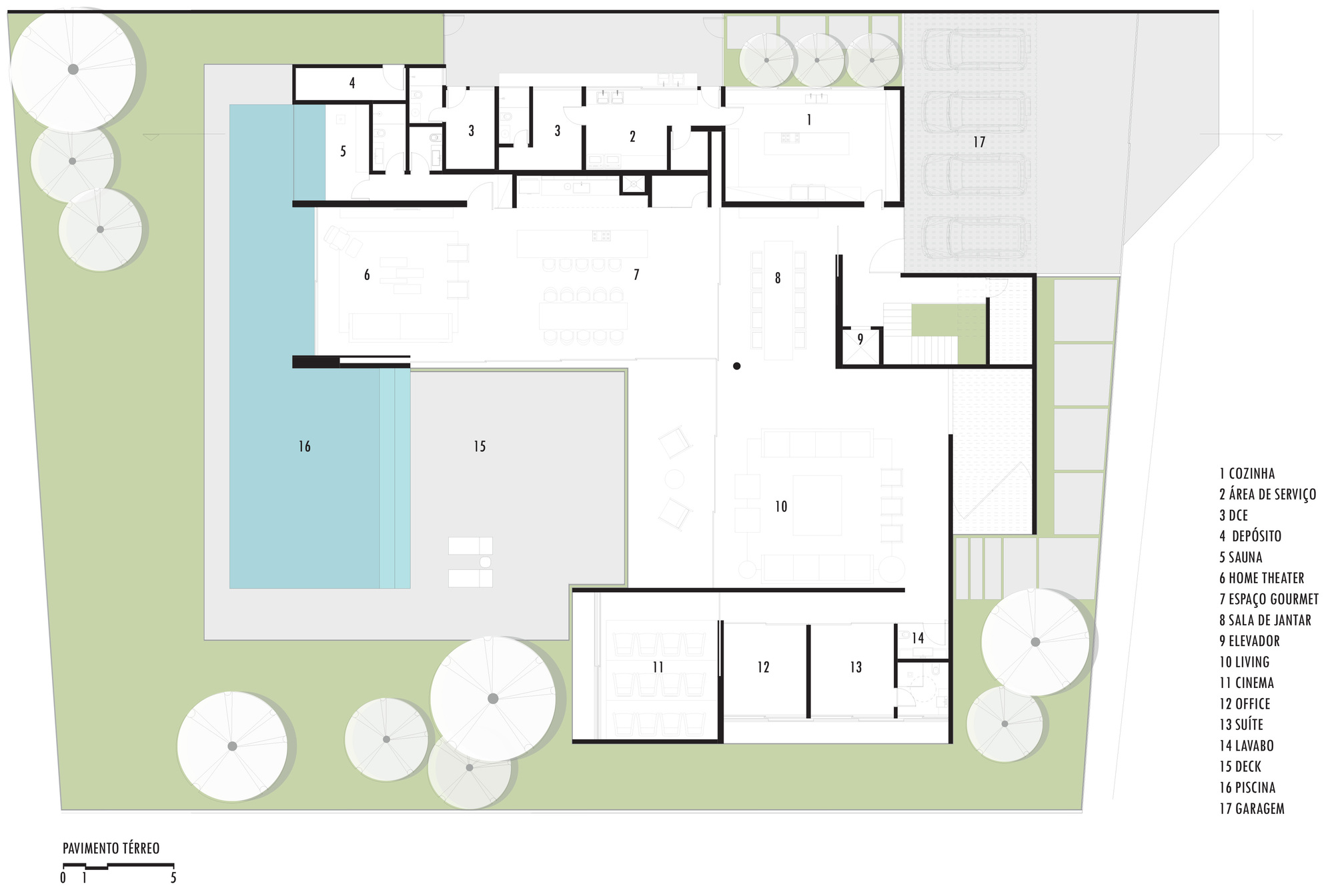 Galeria De Casa Cubos Studio Val Ria Gontijo 35