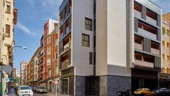 Edificio Cervantes / Saiz+Rendueles Arquitectos