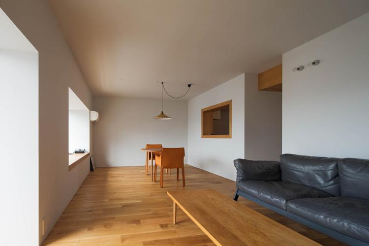 Tokyo Apartment / Yumiko Miki Architects, © Kenichi-Suzuki