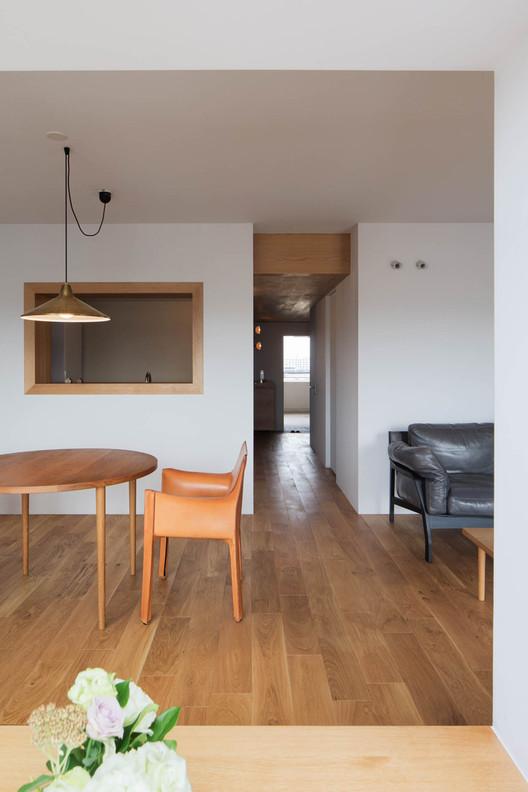 Tokyo Apartment / Yumiko Miki Architects