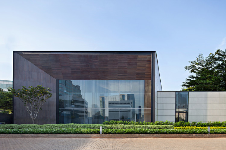 Arzuria Gallery SCDA Architects ArchDaily