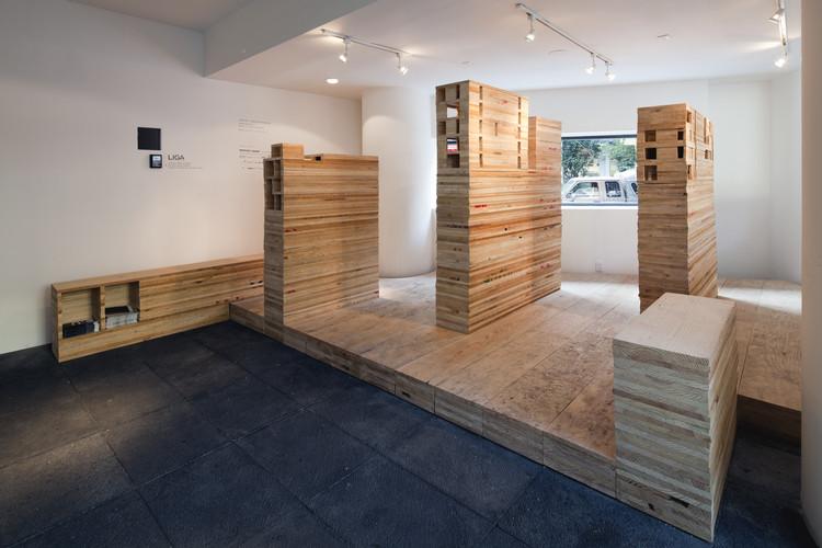 Liga espacio para arquitectura a 5 a os de su inicio - Espacios comerciales arquitectura ...