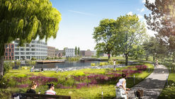 """LEVS Architecten Infuse """"Dutch Approach"""" in New Residential Area in Russia"""