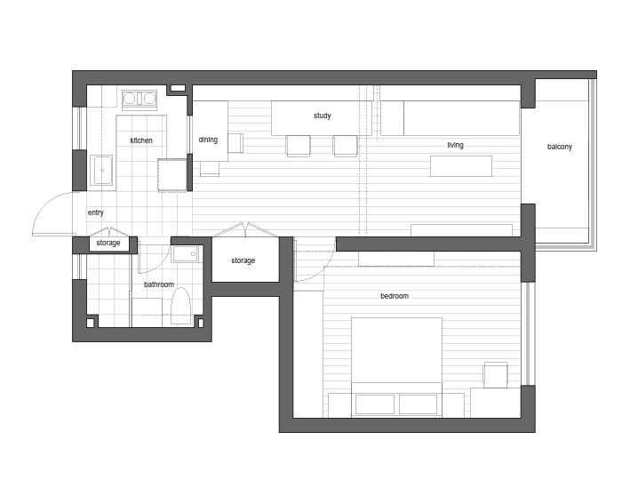 Traditional chinese house plans for Chinese house plans
