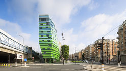 Hotel Hipark  / Manuelle Gautrand Architecture