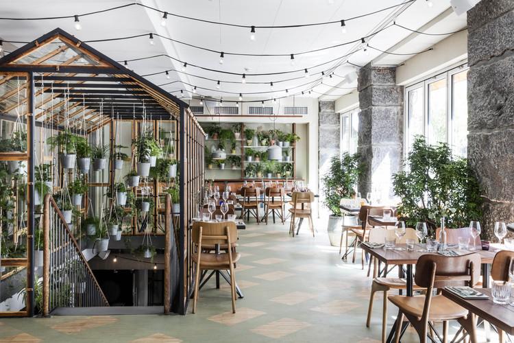 Restaurant Väkst / Genbyg, © Chris Tonnesen
