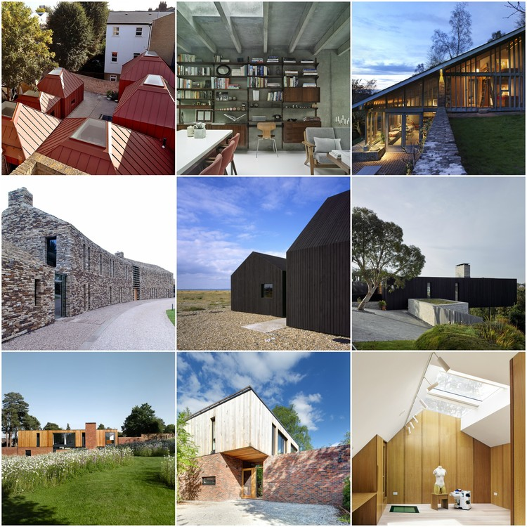 RIBA Releases Longlist for 2016 House of the Year , Courtesy of RIBA