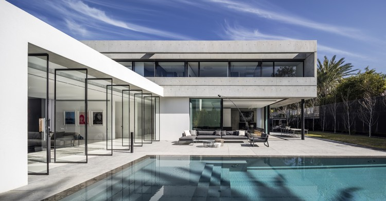 Casa S / Pitsou Kedem Architects, © Amit Geron