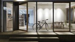 Wuyuan Rd. Studio  / Atelier Liu Yuyang Architects