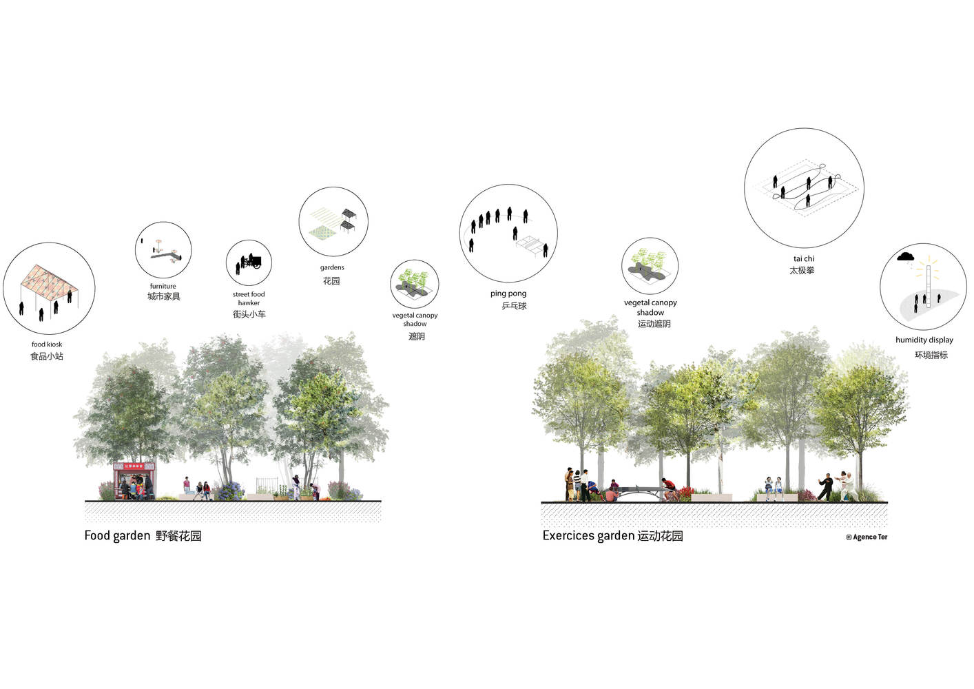 Gallery of Agence Ter Proposes 350 Hectares of Parkland ... on