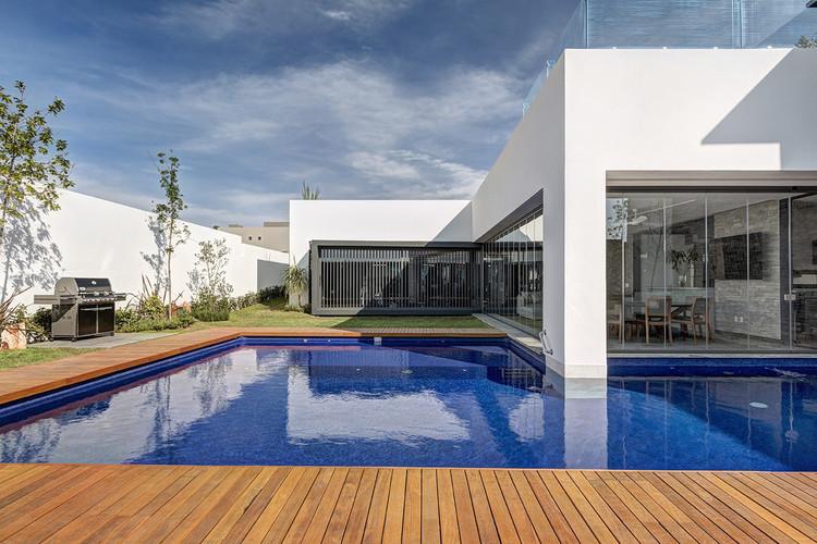 Terraza-Spa Aqua / LASSALA+OROZCO taller de arquitectura, © Marcos García