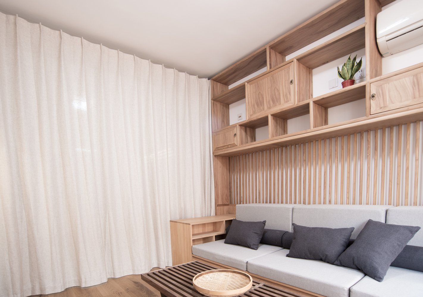 Gallery of A Traditional and Simple Chinese Home Design / Guo ...