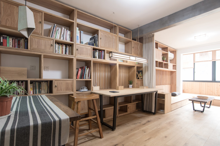A Traditional and Simple Chinese Home Design / Guo Donghai, Yan ...