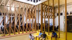 Oficinas de Publicidad Fahrenheit DDB  / Mas Uno Studio