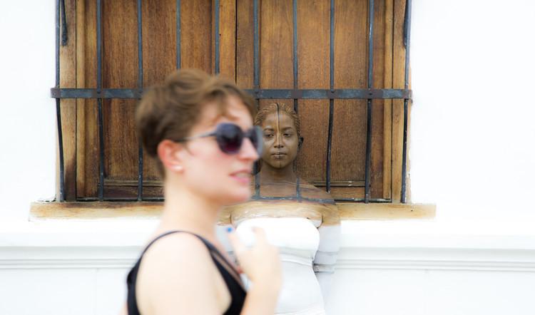 Mímesis, cuando los muros hablan  , © Jhonny Andrés Hernandez