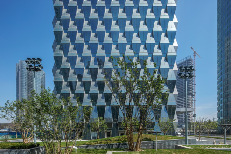 Beijing Greenland Center / SOM, © Lv Hengzhong