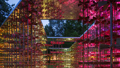 ArchTriumph presentan 'Energy Pavilion' de Five Line Projects