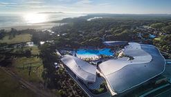 Resort Elements of Byron / Shane Thompson Architects