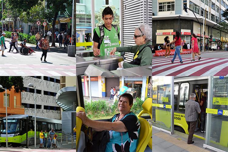 """Conheça as propostas vencedoras do Concurso """"Acessibilidade para Todos"""" do WRI Brasil Cidades Sustentáveis , Via WRI Brasil Cidades Sustentáveis"""