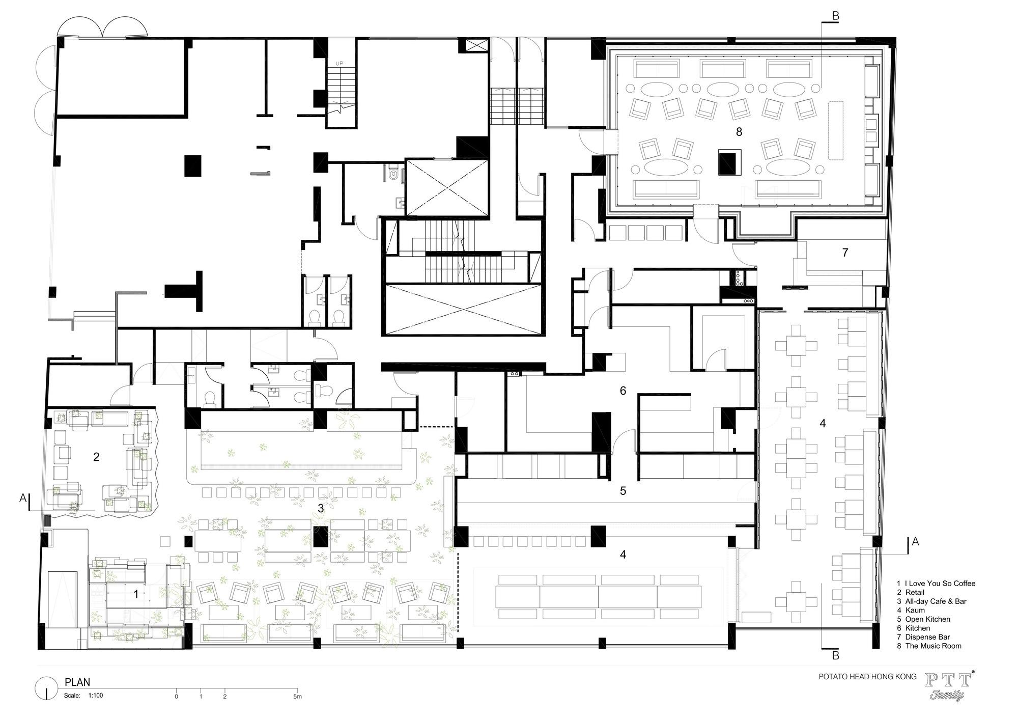 Gallery Of Potato Head Hong Kong Sou Fujimoto Architects