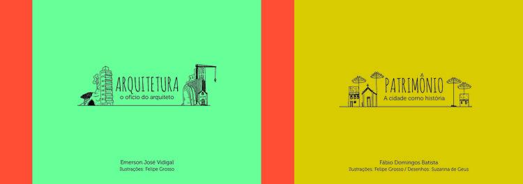 Box Arquitetura e Patrimônio / Grifo Editora, © Grifo Editora