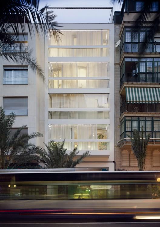 Edificio La Serre / Isaac Peral Codina , © David Frutos