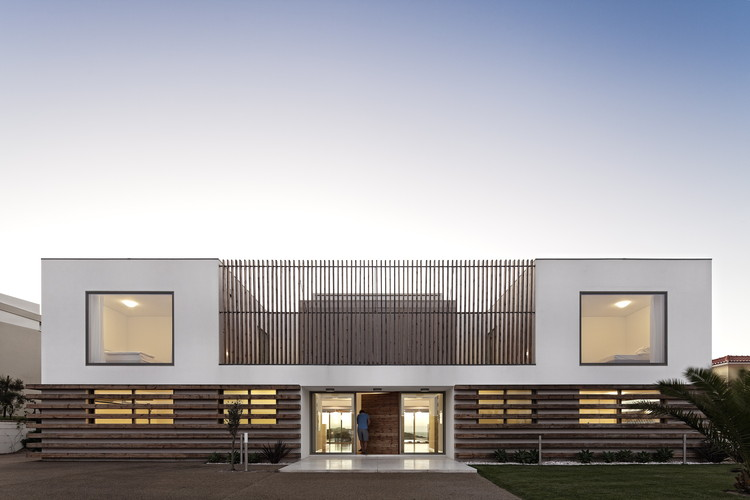 PDR 385 / Fragmentos de Arquitectura, © Fernando Guerra | FG+SG