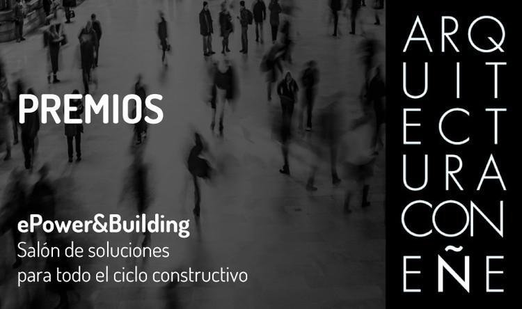 I Edición de los Premios de Arquitectura con eñe epower&building, Colegio Oficial de Arquitectos de Madrid_OCAM_Oficina de Concursos
