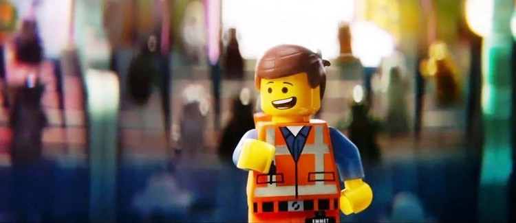 Happy Hour Design Studio: LEGO® Challenge, Image: Screenshot from Lego Movie.