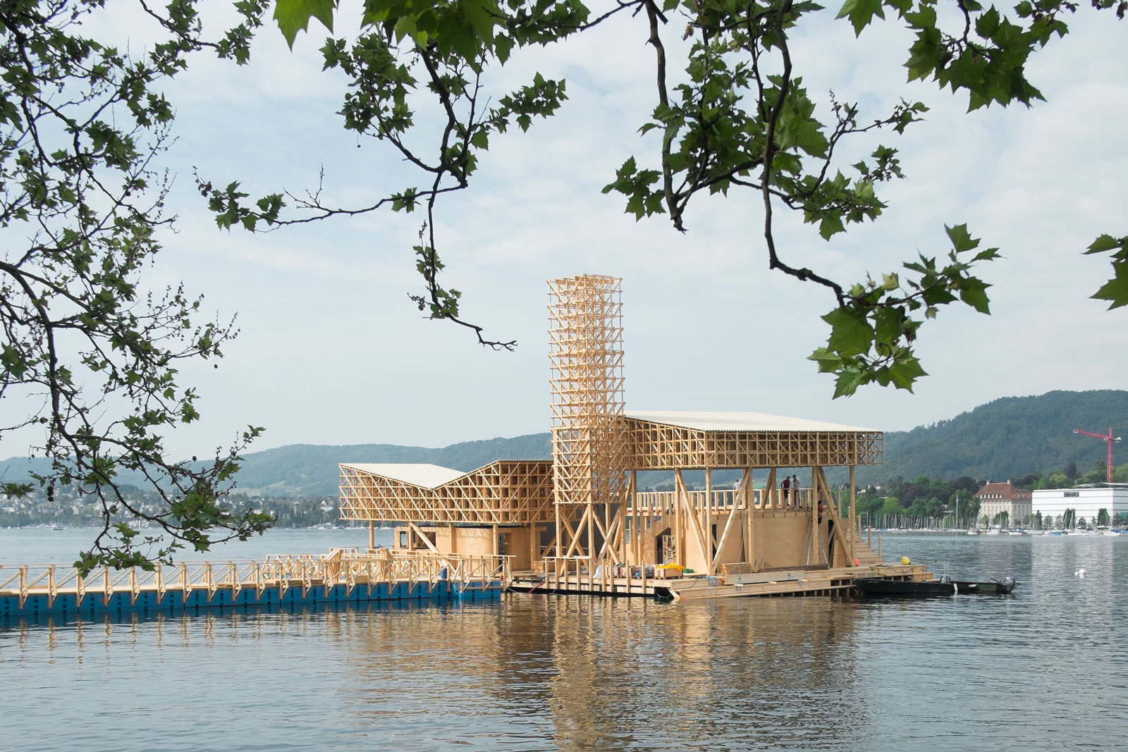 Pavilion of Reflections / Studio Tom Emerson | ArchDaily