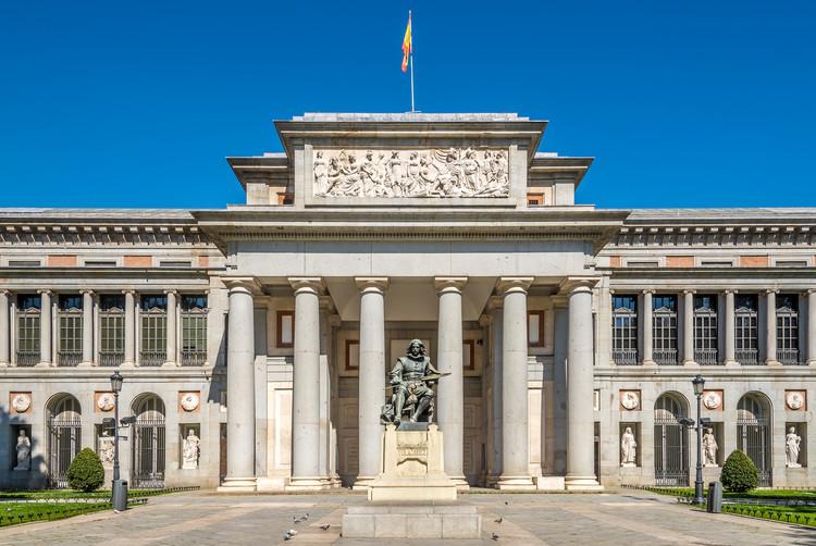 OMA, Souto de Moura y Chipperfield entre los finalistas para diseñar la ampliación del Museo del Prado, Museo del Prado. Image © milosk50 / Shutterstock.com