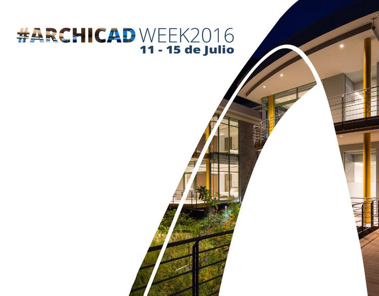 Participa en ARCHICAD Week 2016