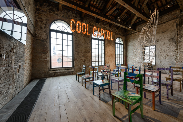 Cool Capital: Inside South Africa's Pavilion at the 2016 Venice Biennale, © Andrea Avezzù. Courtesy of La Biennale di Venezia